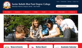 Sardar Ballabh Bhai Patel Degree College